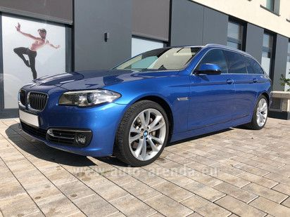 Buy BMW 525d Touring in Netherlands