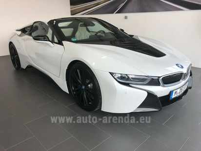 Buy BMW i8 Roadster First Edition 1 of 100 in Netherlands