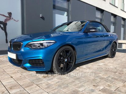 Buy BMW M240i Convertible in Netherlands