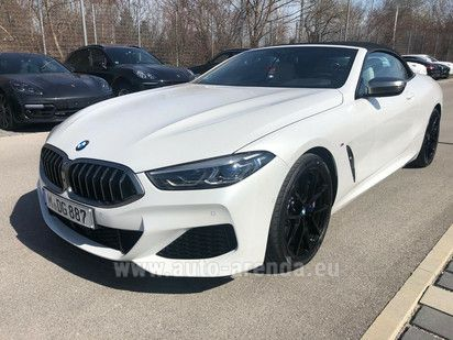 Buy BMW 8 Series Convertible M850i xDrive in Netherlands