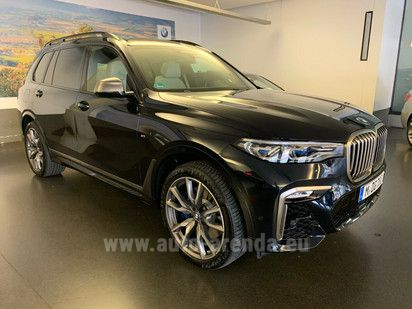 Buy BMW X7 M50d in Netherlands