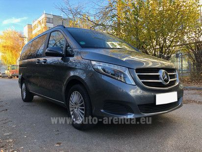 Buy Mercedes-Benz V 250 CDI Long 2017 in Netherlands, picture 1