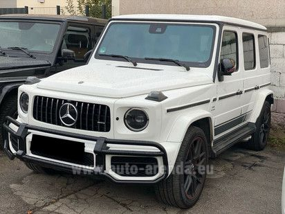Buy Mercedes-AMG G 63 Edition 1 2019 in Netherlands, picture 1