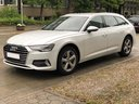 Rent-a-car Audi A6 40 TDI Quattro Estate with its delivery to Amsterdam Airport Schiphol, photo 1