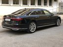 Rent-a-car Audi A8 Long 50 TDI Quattro with its delivery to Amsterdam Airport Schiphol, photo 2