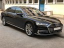 Rent-a-car Audi A8 Long 50 TDI Quattro with its delivery to Amsterdam Airport Schiphol, photo 1