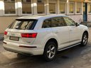 Rent-a-car Audi Q7 50 TDI Quattro White with its delivery to Amsterdam Airport Schiphol, photo 2