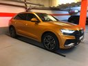 Rent-a-car Audi Q8 50 TDI Quattro with its delivery to Rotterdam The Hague Airport, photo 1