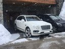 Rent-a-car Bentley Bentayga 6.0 litre twin turbo TSI W12 in Amsterdam, photo 14