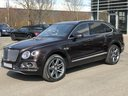 Rent-a-car Bentley Bentayga 6.0 Black in the Hague, photo 2