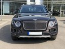 Rent-a-car Bentley Bentayga 6.0 Black in the Hague, photo 4