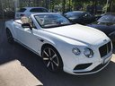 Rent-a-car Bentley Continental GTC V8 S in Netherlands, photo 2