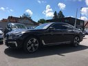 Rent-a-car BMW 750i XDrive M equipment with its delivery to Amsterdam Airport Schiphol, photo 2