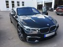 Rent-a-car BMW 750i XDrive M equipment with its delivery to Amsterdam Airport Schiphol, photo 5