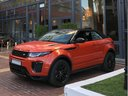 Rent-a-car Land Rover Range Rover Evoque HSE Cabrio SD4 in the Hague, photo 2