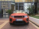 Rent-a-car Land Rover Range Rover Evoque HSE Cabrio SD4 in the Hague, photo 4