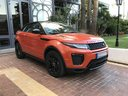 Rent-a-car Land Rover Range Rover Evoque HSE Cabrio SD4 in the Hague, photo 1
