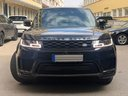 Rent-a-car Land Rover Range Rover Sport in Netherlands, photo 3