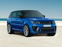 Rent-a-car Land Rover Range Rover Sport SVR V8 in Netherlands, photo 1
