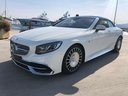 Rent-a-car Maybach S 650 Cabriolet, 1 of 300 Limited Edition with its delivery to Amsterdam Airport Schiphol, photo 5
