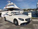 Rent-a-car Maybach S 650 Cabriolet, 1 of 300 Limited Edition with its delivery to Amsterdam Airport Schiphol, photo 11