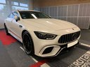Прокат автомобиля Мерседес-Бенц AMG GT 63 S 4-Door Coupe 4Matic+ в Нидерландах в Голландии, фото 2