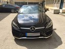 Rent-a-car Mercedes-Benz C 180 Cabrio AMG Equipment Black with its delivery to Rotterdam The Hague Airport, photo 8