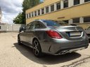 Rent-a-car Mercedes-Benz C-Class C43 AMG BITURBO 4Matic in Rotterdam, photo 2