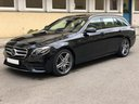 Rent-a-car Mercedes-Benz E 450 4MATIC T-Model AMG equipment with its delivery to Amsterdam Airport Schiphol, photo 1