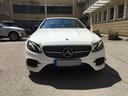 Rent-a-car Mercedes-Benz E-Class E 200 Cabrio equipment AMG with its delivery to Rotterdam The Hague Airport, photo 3