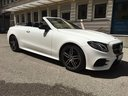 Rent-a-car Mercedes-Benz E-Class E 200 Cabrio equipment AMG with its delivery to Rotterdam The Hague Airport, photo 1