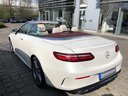 Rent-a-car Mercedes-Benz E-Class E 300 AMG Cabriolet in Rotterdam, photo 3