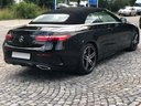 Rent-a-car Mercedes-Benz E-Class E220d Cabriolet AMG equipment with its delivery to Rotterdam The Hague Airport, photo 12
