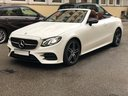 Rent-a-car Mercedes-Benz E-Class E300d Cabriolet diesel AMG equipment in Amsterdam, photo 1