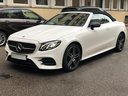 Rent-a-car Mercedes-Benz E-Class E300d Cabriolet diesel AMG equipment in Amsterdam, photo 13