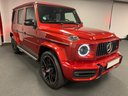 Rent-a-car Mercedes-Benz G 63 AMG biturbo in the Hague, photo 1