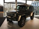 Rent-a-car Mercedes-Benz G-Class G 500 4x4² V8 in Amsterdam, photo 1