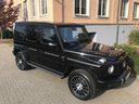 Rent-a-car Mercedes-Benz G-Class G500 Exclusive Edition in Amsterdam, photo 10