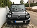 Rent-a-car Mercedes-Benz G-Class G500 Exclusive Edition in Amsterdam, photo 12