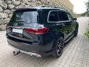 Rent-a-car Mercedes-Benz GLS 400d BlueTEC 4MATIC, TV, AMG equipment, VIP in Amsterdam, photo 3