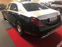 Прокат автомобиля Maybach S 560 4MATIC комплектация AMG Metallic and Black в Амстердаме, фото 5