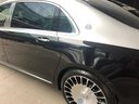 Прокат автомобиля Maybach S 560 4MATIC комплектация AMG Metallic and Black в Амстердаме, фото 6