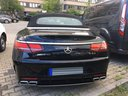 Rent-a-car Mercedes-Benz S 63 AMG Cabriolet V8 BITURBO 4MATIC+ in Rotterdam, photo 6