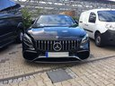 Rent-a-car Mercedes-Benz S 63 AMG Cabriolet V8 BITURBO 4MATIC+ in Rotterdam, photo 8