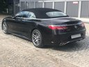 Rent-a-car Mercedes-Benz S-Class S 560 Cabriolet 4Matic AMG equipment in the Hague, photo 14