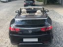 Rent-a-car Mercedes-Benz S-Class S 560 Cabriolet 4Matic AMG equipment in the Hague, photo 3