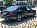 Rent-a-car Mercedes-Benz S-Class S400 Long 4Matic Diesel AMG equipment with its delivery to Amsterdam Airport Schiphol, photo 3