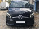 Rent-a-car Mercedes-Benz V-Class V 250 Diesel Long (8 seater), new model 2020 in Amsterdam, photo 4
