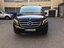Rent-a-car Mercedes-Benz V-Class V 250 Diesel Long (8 seats) with its delivery to Amsterdam Airport Schiphol, photo 9