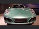 Rent-a-car Porsche 911 991 4S Racinggreen Individual Sport Chrono in the Hague, photo 4